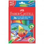 Lápis de Cor Aquarela Faber-Castell