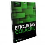 Etiqueta Ink-Jet  c/ 100 Folhas Colacril