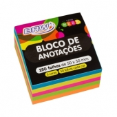 Anote e Cole 50x50 BRW c/250fls