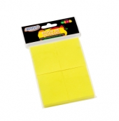 Anote e Cole 51x38 Amarelo c/4 BRW