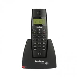 Telefone Intelbras TS40 s/fio ID
