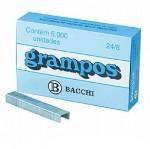 Grampo 24/6/8 Bacchi