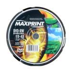 DVD-RW Pino c/10 Maxprint