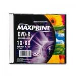 DVD-R  Slim Maxprint