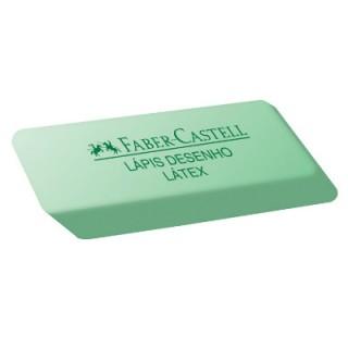 Borracha Desenho Verde Faber Castell